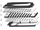 harmonica les composants